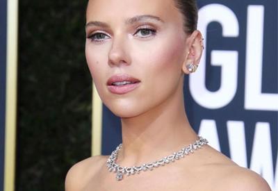 Scarlett Johansson in ALLEVEN Ivory
